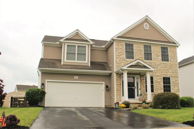 481 Cobblestone Drive, Delaware, OH 43015 (MLS #219022355) :: The Clark Group @ ERA Real Solutions Realty