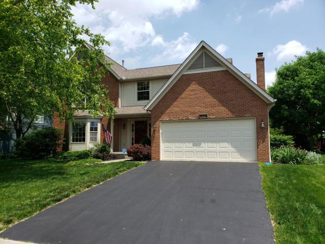 6194 Mistover Lane, Canal Winchester, OH 43110 (MLS #219022357) :: The Clark Group @ ERA Real Solutions Realty