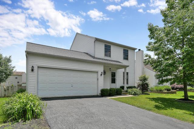 611 Poppy Lane, Marysville, OH 43040 (MLS #219022414) :: Brenner Property Group | Keller Williams Capital Partners