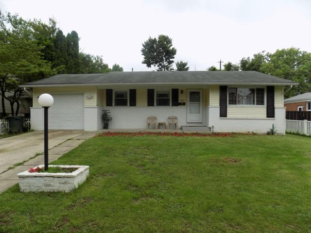 1415 Burnley Square N, Columbus, OH 43229 (MLS #219022420) :: The Clark Group @ ERA Real Solutions Realty