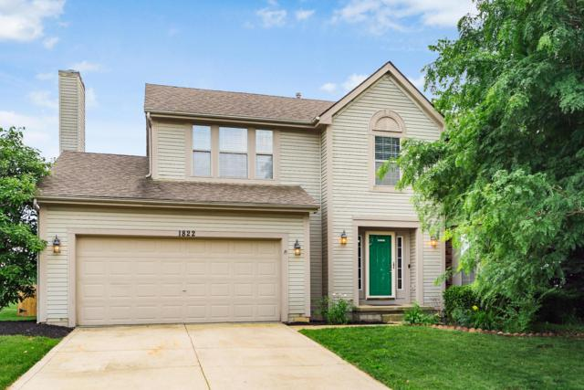1822 Royal Oak Drive, Lewis Center, OH 43035 (MLS #219022424) :: Brenner Property Group | Keller Williams Capital Partners