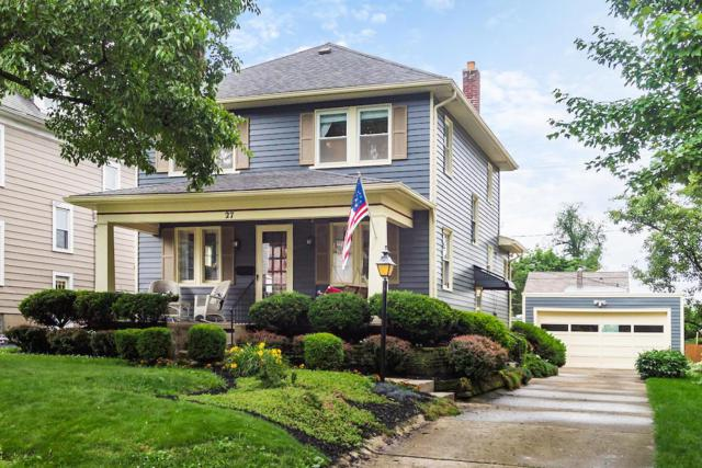 27 E Dunedin Road, Columbus, OH 43214 (MLS #219022458) :: The Clark Group @ ERA Real Solutions Realty
