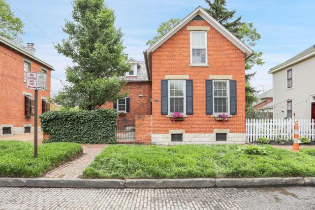 554 S Grant Avenue, Columbus, OH 43206 (MLS #219022486) :: The Clark Group @ ERA Real Solutions Realty