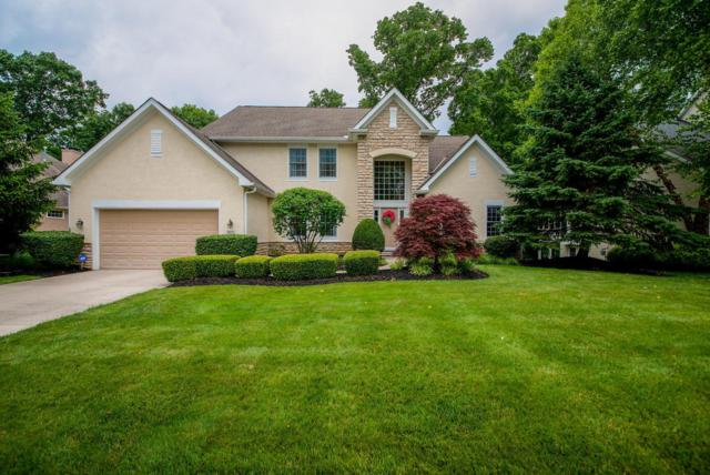 5173 Tralee Lane, Westerville, OH 43082 (MLS #219022532) :: Berkshire Hathaway HomeServices Crager Tobin Real Estate
