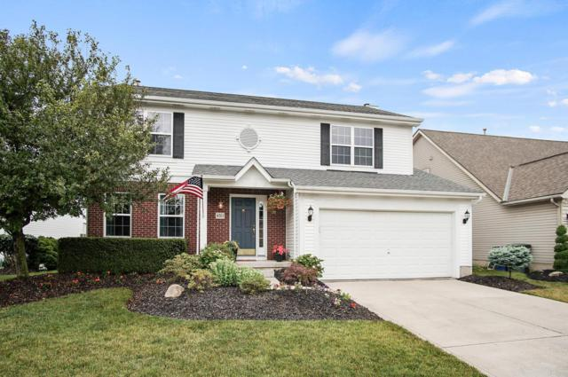 4311 Grouse Court, Grove City, OH 43123 (MLS #219022534) :: Berkshire Hathaway HomeServices Crager Tobin Real Estate