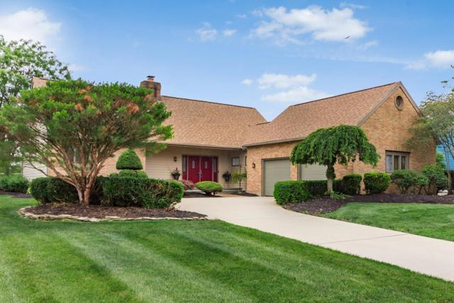 2955 Trueman Court, Grove City, OH 43123 (MLS #219022544) :: Berkshire Hathaway HomeServices Crager Tobin Real Estate