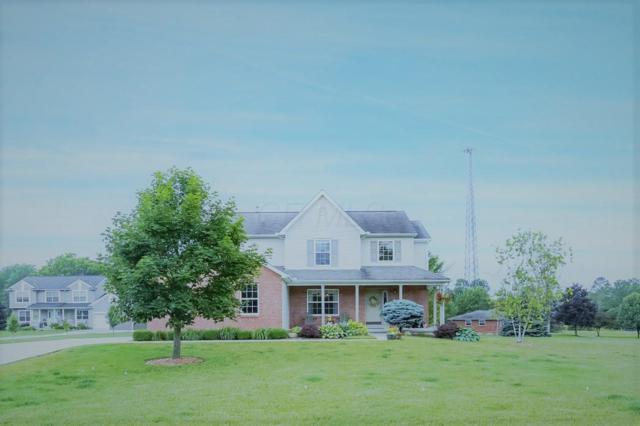 101 Bennington Street, Johnstown, OH 43031 (MLS #219022588) :: The Clark Group @ ERA Real Solutions Realty