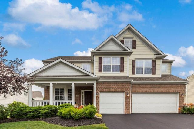 1153 Carriage Valley Drive, Powell, OH 43065 (MLS #219022596) :: The Clark Group @ ERA Real Solutions Realty