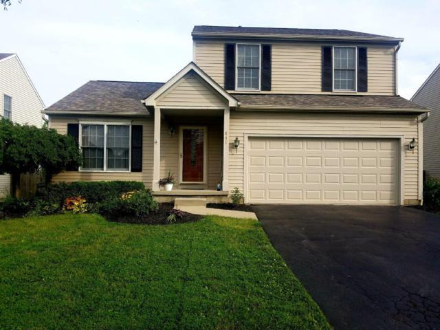 591 Poppy Lane, Marysville, OH 43040 (MLS #219022598) :: Brenner Property Group | Keller Williams Capital Partners