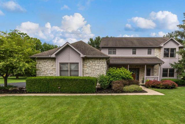 2716 Mallards Landing Drive, Powell, OH 43065 (MLS #219022599) :: The Clark Group @ ERA Real Solutions Realty
