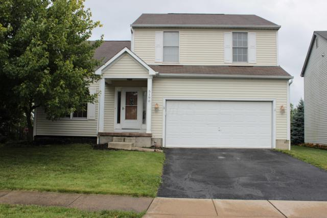 5190 Algean Drive, Canal Winchester, OH 43110 (MLS #219022612) :: Brenner Property Group | Keller Williams Capital Partners