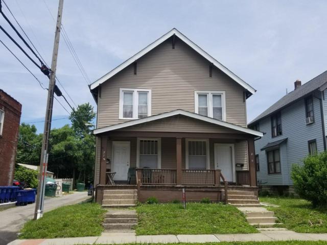 270 E Hudson Street #80, Columbus, OH 43202 (MLS #219022703) :: CARLETON REALTY