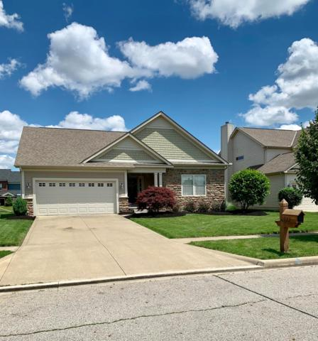 222 Woodchuck Drive, Sunbury, OH 43074 (MLS #219022722) :: Exp Realty