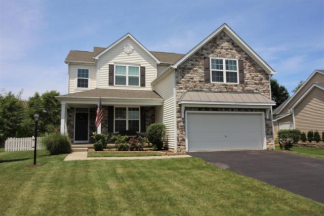 106 Fox Glen Drive W, Pickerington, OH 43147 (MLS #219022774) :: The Clark Group @ ERA Real Solutions Realty