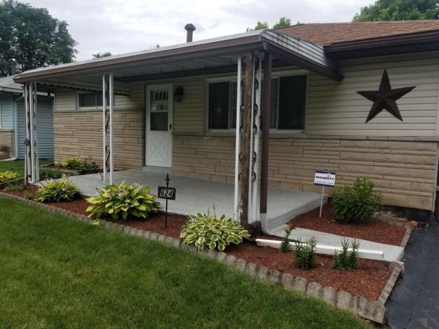 624 Basswood Road, Columbus, OH 43207 (MLS #219022820) :: The Clark Group @ ERA Real Solutions Realty