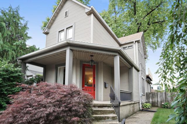 116 Hanford Street, Columbus, OH 43206 (MLS #219022862) :: CARLETON REALTY