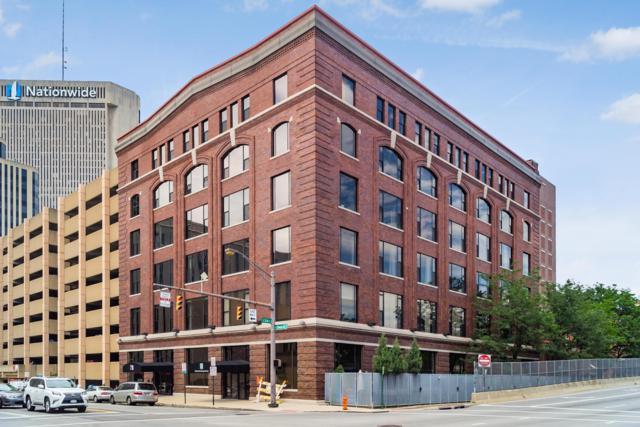 78 E Chestnut Street #304, Columbus, OH 43215 (MLS #219022881) :: CARLETON REALTY