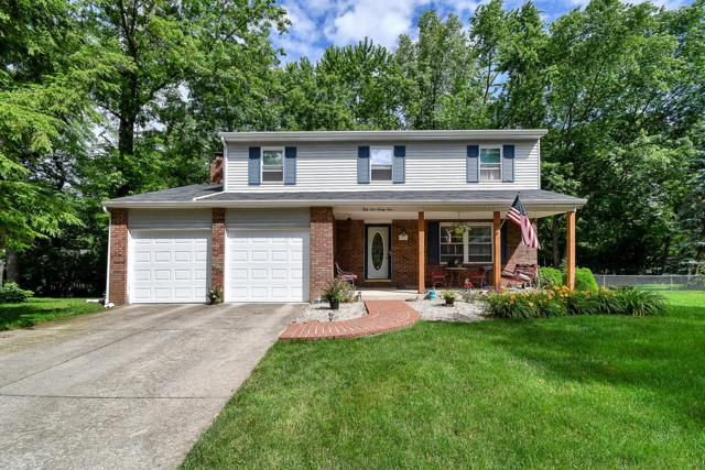 5199 Briar Court, Columbus, OH 43230 (MLS #219022906) :: The Clark Group @ ERA Real Solutions Realty