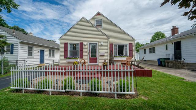 160 E Stanton Avenue, Columbus, OH 43214 (MLS #219022937) :: The Clark Group @ ERA Real Solutions Realty