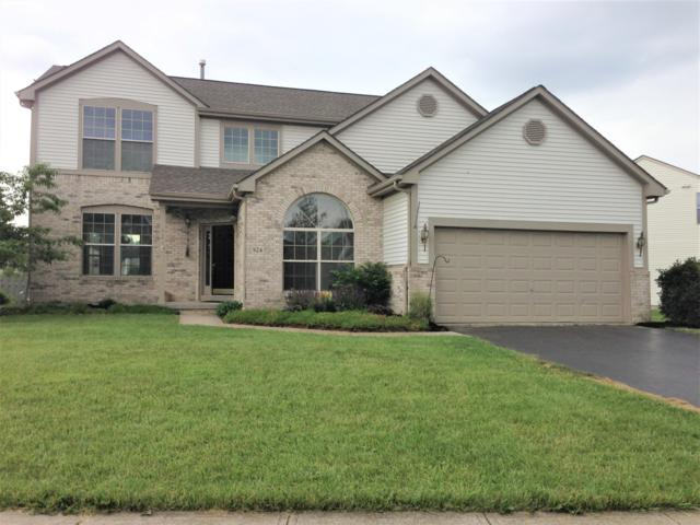 924 Mahle Drive, Reynoldsburg, OH 43068 (MLS #219022949) :: Berkshire Hathaway HomeServices Crager Tobin Real Estate