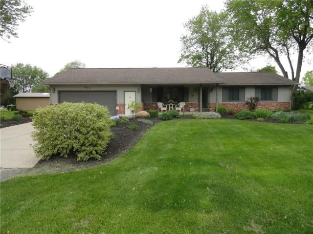 925 Heidi Road, Bellefontaine, OH 43311 (MLS #219022958) :: RE/MAX ONE