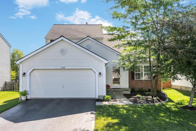 2338 Brisum Way, Hilliard, OH 43026 (MLS #219022995) :: The Clark Group @ ERA Real Solutions Realty