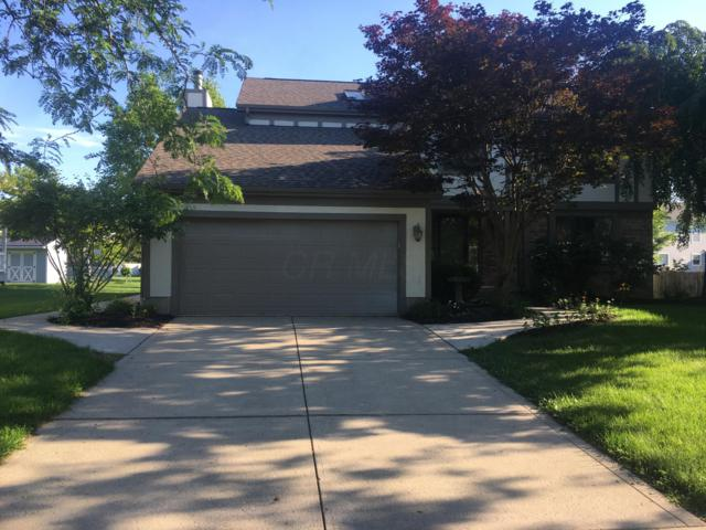 1378 River Trail Drive, Grove City, OH 43123 (MLS #219023021) :: Berkshire Hathaway HomeServices Crager Tobin Real Estate