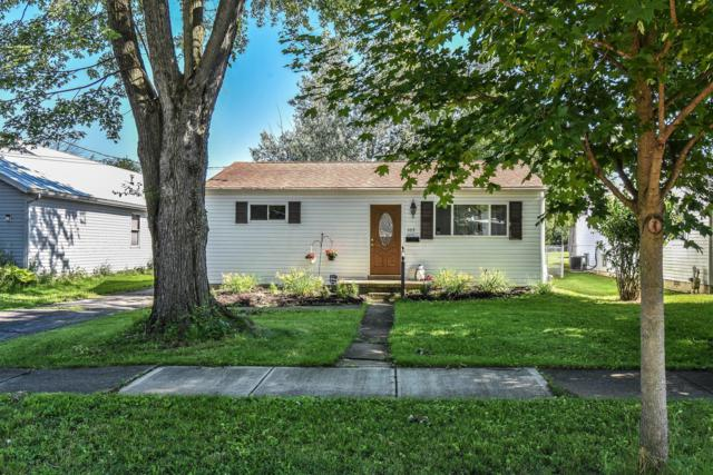 105 Joy Avenue, Delaware, OH 43015 (MLS #219023029) :: The Clark Group @ ERA Real Solutions Realty