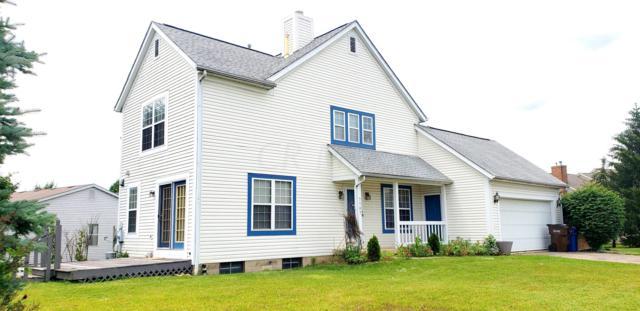 7707 Donwick Drive, Reynoldsburg, OH 43068 (MLS #219023074) :: Brenner Property Group   Keller Williams Capital Partners