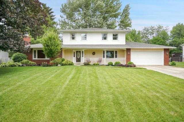 6272 Oakhurst Drive, Grove City, OH 43123 (MLS #219023091) :: The Clark Group @ ERA Real Solutions Realty