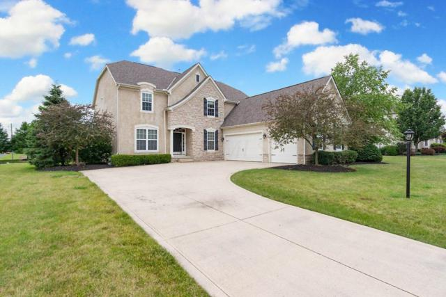 4322 Hickory Rock Drive, Powell, OH 43065 (MLS #219023097) :: Brenner Property Group | Keller Williams Capital Partners