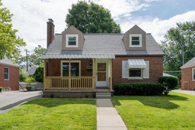 852 Mcclain Road, Grandview Heights, OH 43212 (MLS #219023132) :: Brenner Property Group   Keller Williams Capital Partners