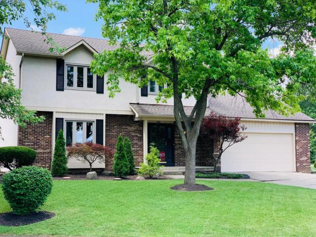 684 Olde Mill Court, Westerville, OH 43082 (MLS #219023139) :: Brenner Property Group | Keller Williams Capital Partners
