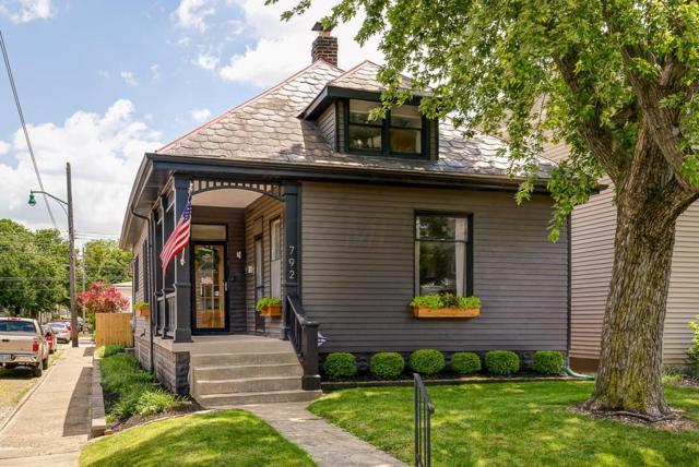 792 Jaeger Street, Columbus, OH 43206 (MLS #219023141) :: The Clark Group @ ERA Real Solutions Realty