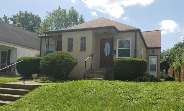 2741 Thorndale Avenue, Columbus, OH 43207 (MLS #219023172) :: The Clark Group @ ERA Real Solutions Realty