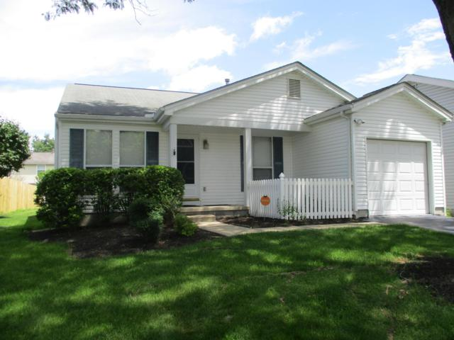 1688 Gardenstone Drive, Columbus, OH 43235 (MLS #219023187) :: The Clark Group @ ERA Real Solutions Realty