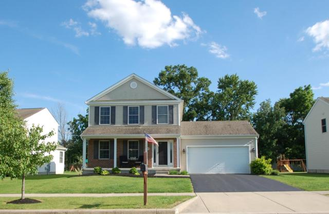 471 Triple Crown Way, Marysville, OH 43040 (MLS #219023189) :: The Clark Group @ ERA Real Solutions Realty
