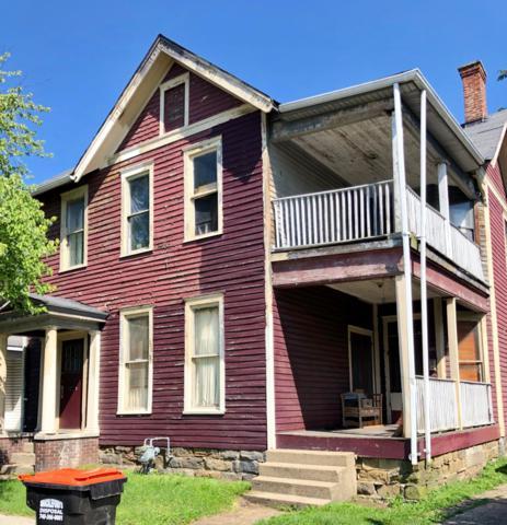 108 W Locust Street, Newark, OH 43055 (MLS #219023211) :: CARLETON REALTY