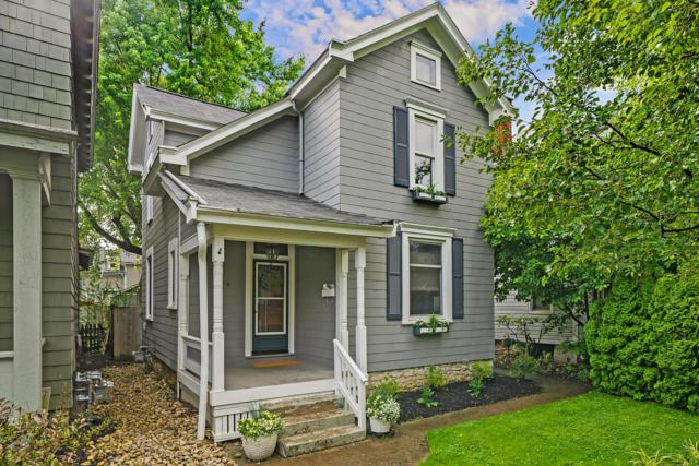 809 Ebner Street, Columbus, OH 43206 (MLS #219023265) :: The Raines Group