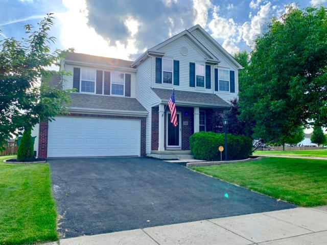 369 Rocky Springs Drive, Blacklick, OH 43004 (MLS #219023271) :: The Raines Group