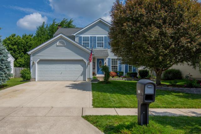 4494 Kriggsby Boulevard, Hilliard, OH 43026 (MLS #219023485) :: Signature Real Estate