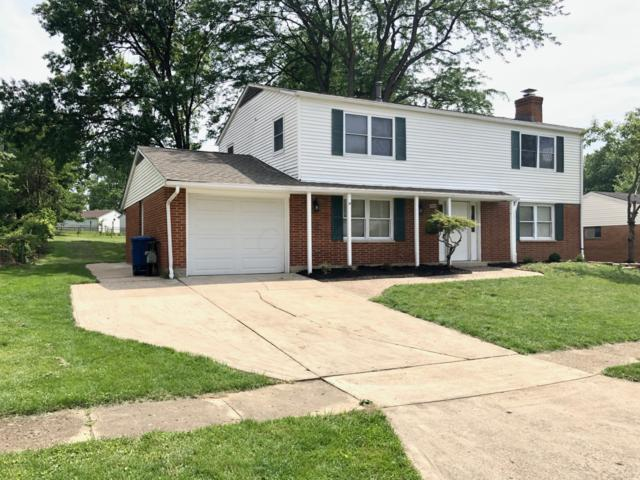 3535 Stockholm Road, Westerville, OH 43081 (MLS #219023518) :: Signature Real Estate