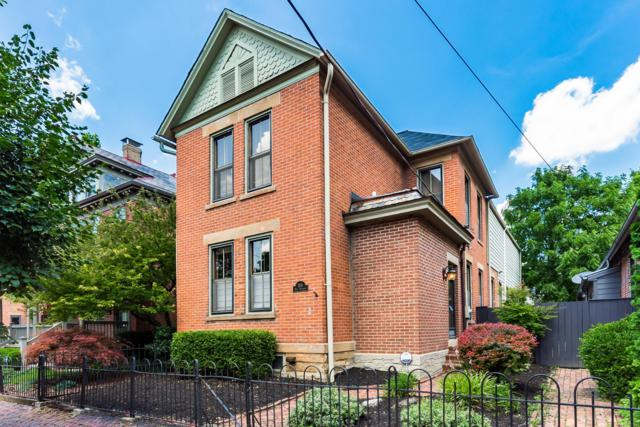 324 E Sycamore Street, Columbus, OH 43206 (MLS #219023740) :: RE/MAX ONE