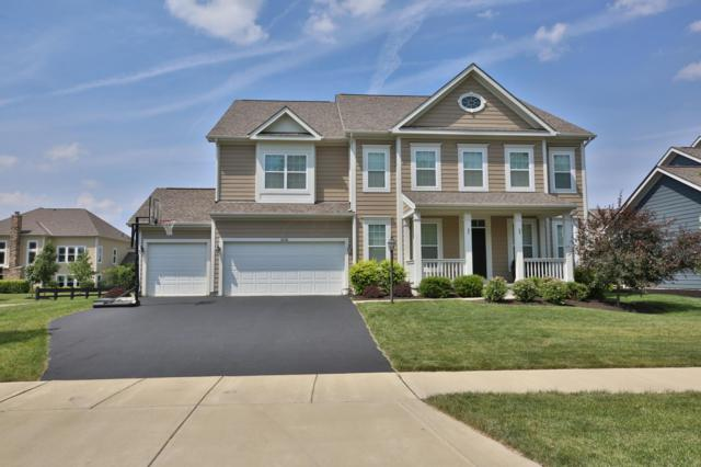 2536 Friesian Lane, Powell, OH 43065 (MLS #219023815) :: The Raines Group