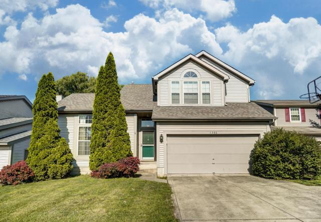 1386 Meadowbank Drive, Worthington, OH 43085 (MLS #219024222) :: Berkshire Hathaway HomeServices Crager Tobin Real Estate