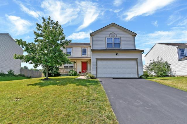 5125 Sand Court, Groveport, OH 43125 (MLS #219024640) :: Berkshire Hathaway HomeServices Crager Tobin Real Estate