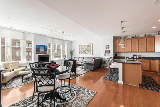 145 N High Street #600, Columbus, OH 43215 (MLS #219024729) :: Brenner Property Group | Keller Williams Capital Partners