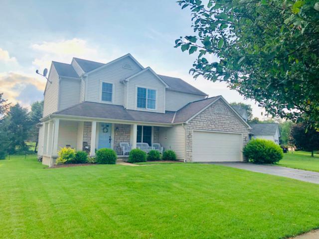 259 Ravine Bluff Drive, Newark, OH 43055 (MLS #219024774) :: Berkshire Hathaway HomeServices Crager Tobin Real Estate