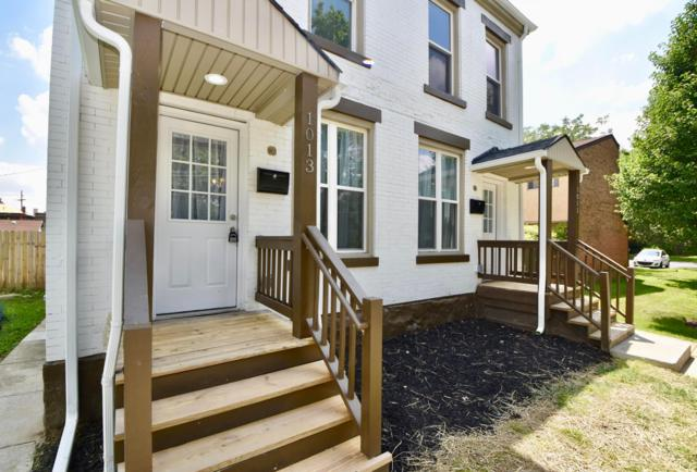 1013 E Rich Street, Columbus, OH 43205 (MLS #219024800) :: RE/MAX ONE