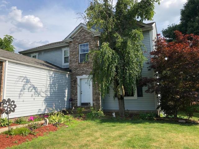 269 Marjoram Drive, Gahanna, OH 43230 (MLS #219024803) :: Berkshire Hathaway HomeServices Crager Tobin Real Estate
